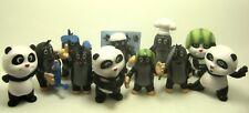 Panda und Little Mole Figuren und Anhänger 2018 Freie Auswahl