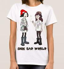 Daria Sick Sad World T-shirt, Men's Women's All Sizes