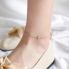 Silberarmband Kreuz - 925er Silber Armband Armkette Fußkette Fußkettchen A2727