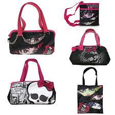 Girls Monster High School Shoulder Shopper Hand Bag Brand New Gift