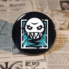 Ela Badge Operator Logo Pinbacks Game Button Tinplate 58mm / 2.2 inch For R Six