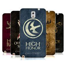 OFFICIAL HBO GAME OF THRONES DARK SIGILS SOFT GEL CASE FOR SAMSUNG PHONES 2