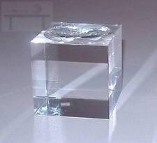 Sockel aus Kristallglas für Glaskugeln