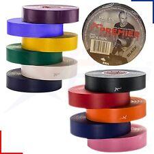 PST Premier FA Football Hockey Rugby Shin Pad Sock Tape 19mm x 33m Roll