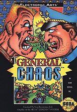 General Chaos (Sega Genesis, 1993)