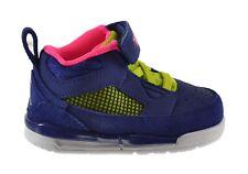 Jordan Flight 9.5 GT Baby Toddlers Shoes Deep Royal Blue/Green-Pink 684898-408