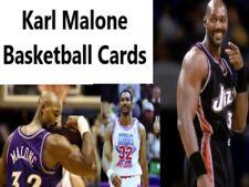 You Pick Your Card - Karl Malone - Utah Jazz - Basketball Card Selection