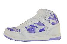 Gravis COMET MID BB Powder White Camo Purple Grey Discount Women's Shoes