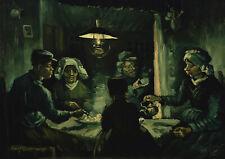 Vincent Van Gogh: The Potato Eaters. Art Print/Poster (0015170)