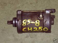 1985 86 87 88 HONDA CH250 ELITE STARTER MOTOR