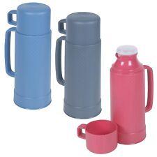 New 3 L Pompe Acier Inoxydable eau froide chaude thé café vide thermos Opaque Pichet
