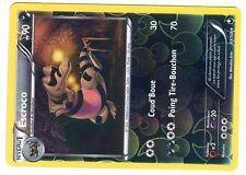 POKEMON (NOIR & BLANC) EXPLORATEURS OBSCURS HOLO INV N°  65/108 ESCROCO