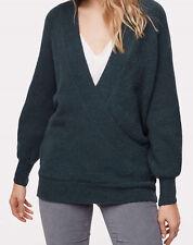 Ann Taylor LOFT Wrap Tunic Sweater Size Medium, Large, X-Large  Various Colors