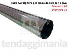 RULLO PER TENDE DA SOLE AVVOLGITORE DIAMETRO 60 70 METRI 2 3 4 CON OGIVA RICAMBI