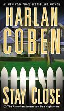 Stay Close, Harlan Coben, Acceptable Book