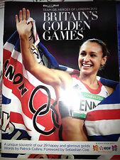 Nuevo correo magazine.london Juegos Olímpicos de 2012 Team Gb Jessica Ennis Usain Bolt mo Farah