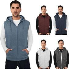 Urban Classics Kapuzenweste Zip Hoodie Sweatshirt  S M L XL XXL