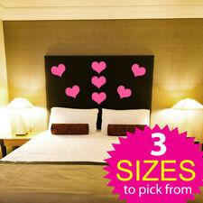 Hearts, Wall Stickers Hearts (3 sizes availible) Hearts