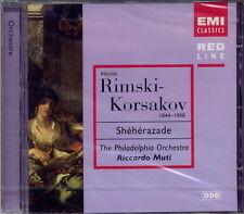 RIMSKI-KORSAKOV - SHEHERAZADE (RICCARDO MUTI) NEU & OVP