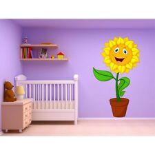 Stickers muraux enfant autocollant Fleur 15222