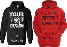 Custom Personalized Hoodie Sweatshirt