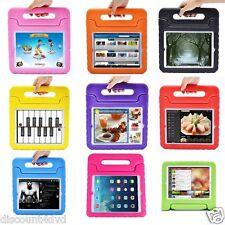 Colores Niños Seguro Grueso Espuma A Prueba De Golpes EVA Funda Asa para iPad
