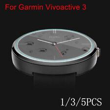 For Garmin Vivoactive 3 Smart watch Tempered Glass Screen Protector Film Guard