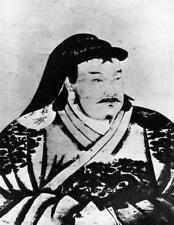 186366 GENGHIS KHAN MONGOL RULER LEADER EMPIRE COOL Wall Print Poster AU