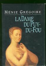 Ménie Gregoire la dame du puy du fou / 1991