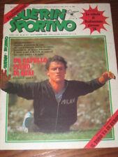 GUERIN SPORTIVO 1976/35 FABIO CAPELLO MONZON GIGI RIVA