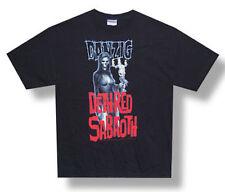 Danzig-Candalabera-Black T-shirt