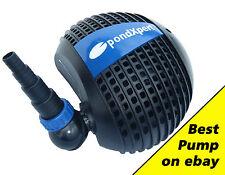 Pondxpert pondpush Pompe per laghetto 3000-17000 Pulitore per tutti i laghetti, cascate e filtri