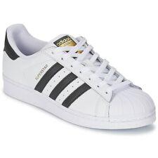 Sneakers   Scarpe donna adidas  SUPERSTAR  Bianco Cuoio 793781
