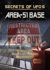 Area 51 - Is Area 51 America's Hidden Spaceport? (DVD, 2006)  Brand New