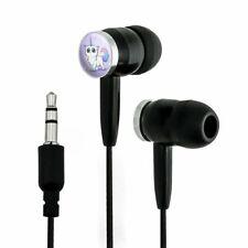 Cat Unicorn Novelty In-Ear Earbud Headphones
