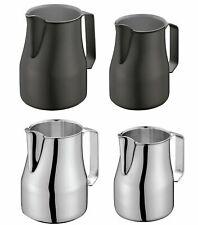 Auswahl Cilio Milchkanne mit Auslauf BARISTA Aufschäumbehälter Milchkännchen