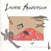 Laurie Anderson - Mister Heartbreak-Warner- West German CD