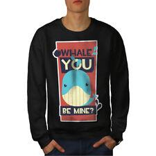 Werden Sie mir lustig Männer Sweatshirt NEU | wellcoda