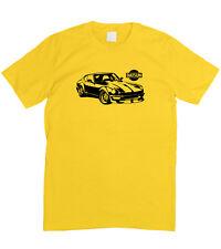 Motorholics Datsun 240z Illustration Print T Shirt Classic Retro JDM Car Nissan