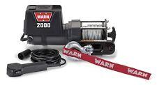 Warn 92000 2000 DC; Utility Winch