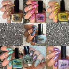 Wikkid Polish Holo Collection 10ml cruelty free UK nail polish