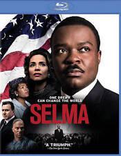 SELMA (Blu-ray Disc, 2015) NEW
