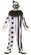 Child Killer Clown Boys Costume NEW Halloween