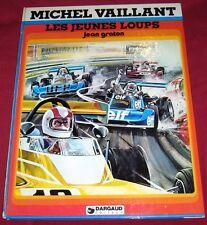 MICHEL VAILLANT - LES JEUNES LOUPS - JEAN GRATON - DARGAUD - EO 1977 - Ref 10007