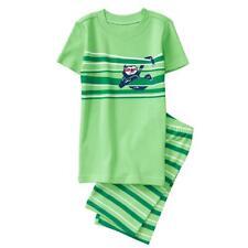 NWT Gymboree Boys gymmies Pajamas set Sloth Shortie many sizes