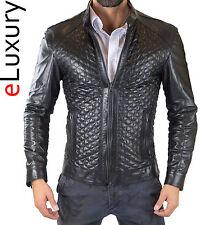 US Men Leather Jacket Hommes veste cuir Herren Lederjacke chaqueta de cuero 23p