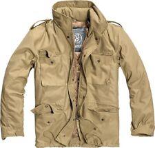 Brandit m-65 fieldjacket Classic campo chaqueta con capucha Camel 2 en 1 Parka