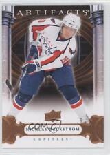2009 Upper Deck Artifacts #56 Nicklas Backstrom Washington Capitals Hockey Card