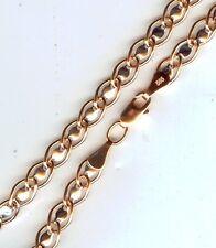 Russische Rose Gold 585 Schildkröte Panzer FANTASY Halskette fantasy link chain