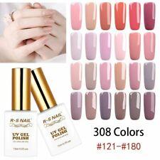 Nail Gel Polish Uv Color Led Gel Lacquer 15ml #121-180 Esmalte Permanent Varnish